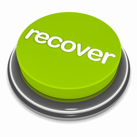 recover button