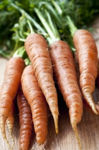 CARROT BURDOCK-ROOT STRENGTHENER