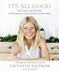 Gwyneth Paltrow It's All Good book cover