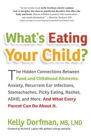 Whats Eating Your Child book cover