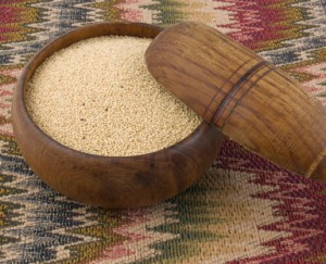 Amaranth Porridge