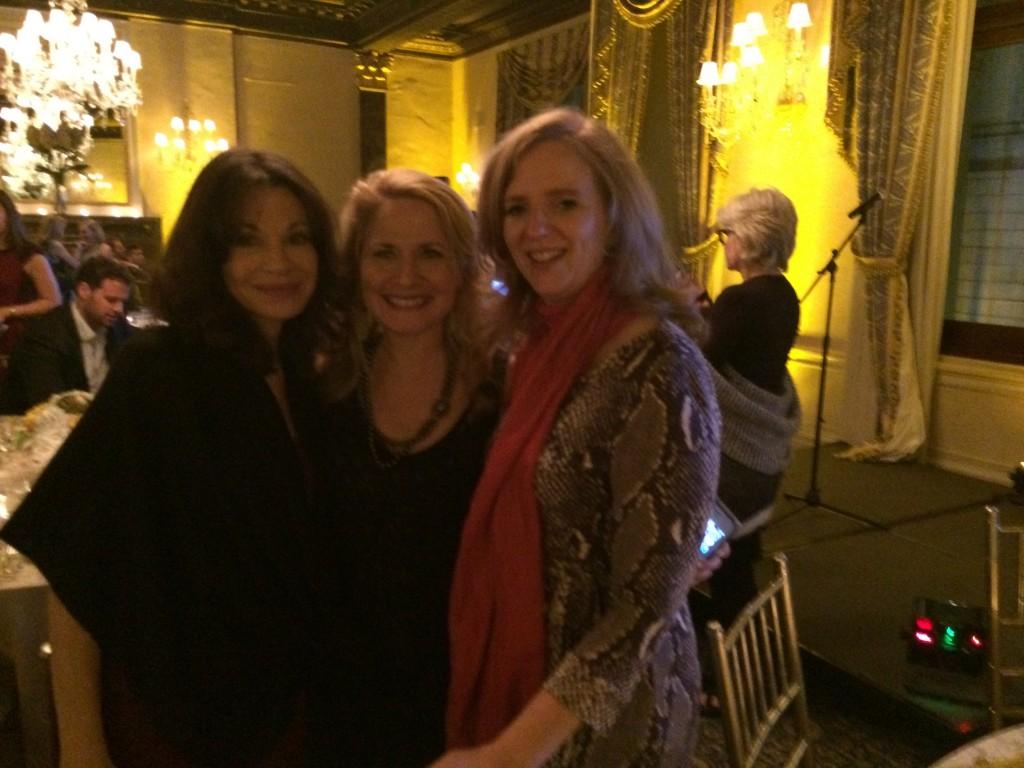 Donna Gates, Geri Brewster and Maria Rickert Hong