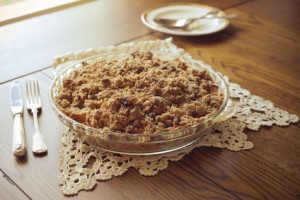 Grain-Free Apple and Pear Crisp